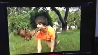 Ukrainian Feral Child: From BARKING to SPEAKING