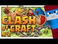 CLASH OF CRAFT / Gold mine &Elisir! Minecraft