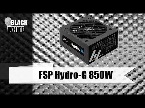 Fortron FSP Hydro-G 850W 80 PLUS GOLD - receznzja