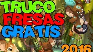 TRUCO PARA CONSEGUIR FRESAS GRATIS EN TRANSFORMICE