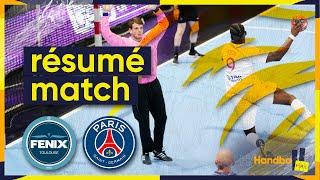 Toulouse/Paris, résumé + réactions de la J20   Handball Lidl Starligue 2020-2021