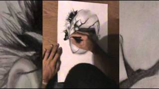 Speed Drawing - DJ Bl3nd