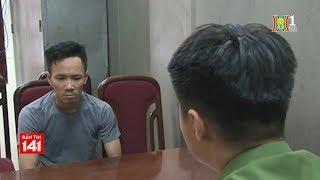 Công an quận Cầu Giấy bắt giữ 2 đối tượng trộm cắp xe máy | Nhật ký 141