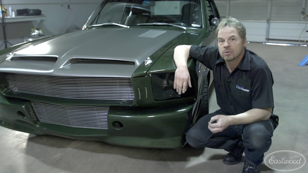 1966 Mustang Jaded From Kevin Tetz And Eastwood Youtube