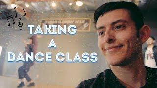Taking a Dance Class - VLOG