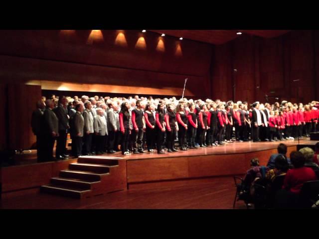 Robert Mermoud - Concert du 100e anniversaire -