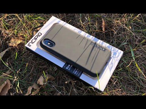 official photos f5790 1bc9e Incipio iPhone X Dualpro Case Black