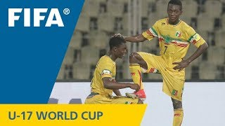 TOP GOALS: Fode Konate (MLI) v Iraq - FIFA U-17 World Cup 2017
