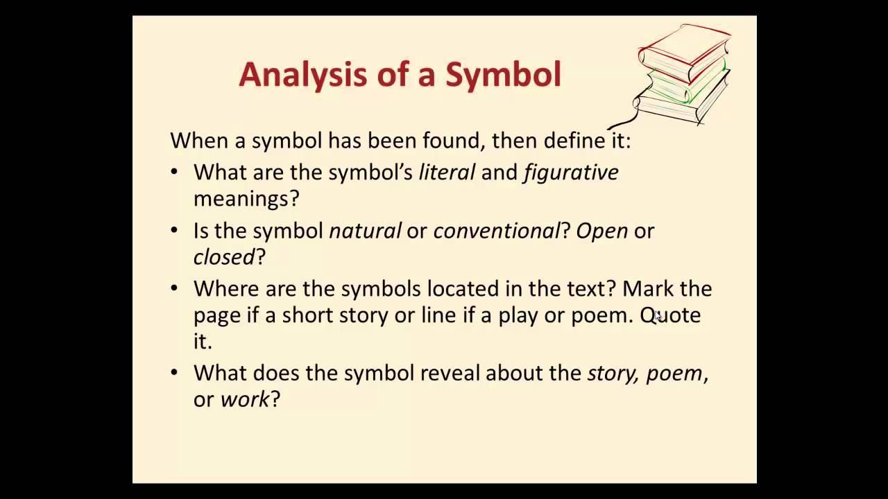 Studying Symbolism Youtube