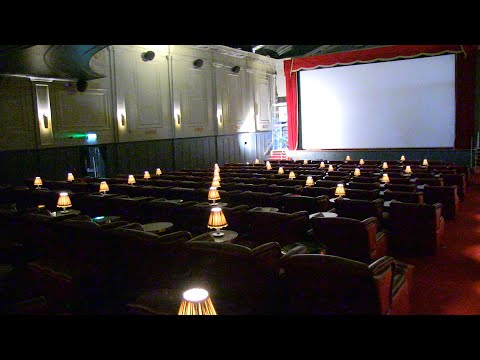 WATCH: Take a sneak peek inside Ireland's most luxurious cinema