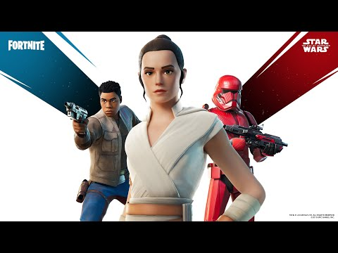 How To Get The STAR WARS Skins! NEW Star Wars Event In Fortnite!