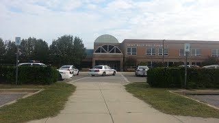 There has been a shooting at Great Mills High School in Great Mills...
