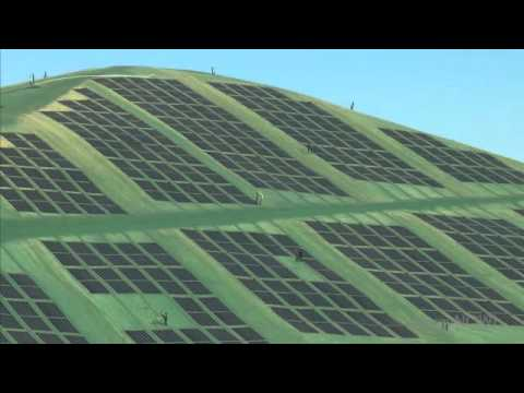 Solar-Powered Landfills