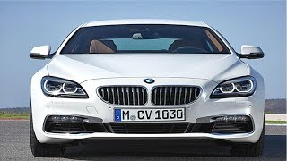 2015 BMW 6-series Gran Coupe : Updated But Not Ruined