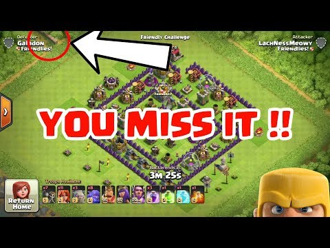 (hindi) October new updates one thing you miss it !! Clash of clans ( sam1735 )