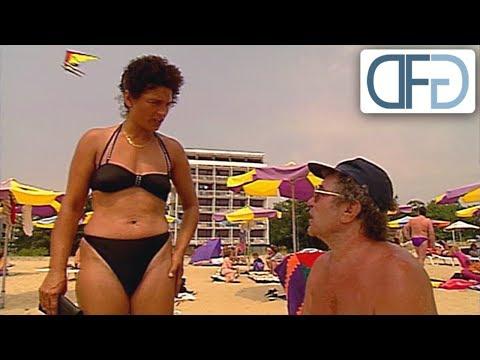 In Spanien wird man brauner - Sachsen machen Urlaub in Bulgarien (Dokumentarfilm, 1995)