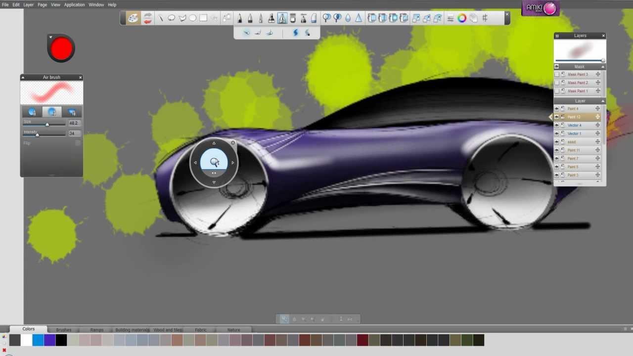 autodesk sketchbook designer tutorial pdf