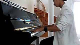 Usher Moving Mountains Piano