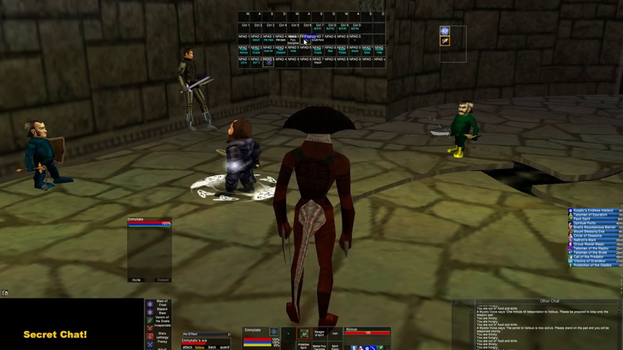 EverQuest ISBoxer - How to make a Click Button