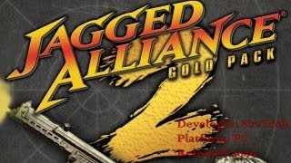 Jagged Alliance 2 1.13 Review