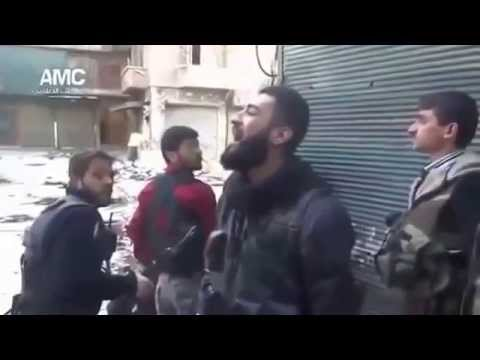#Most beautiful Adhan in Syrian battle