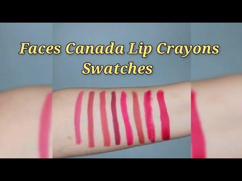 Faces Canada Lip