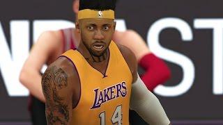Zapętlaj NBA 2K17 THE POINT GOD | MYCAREER DEBUT | PLAYMAKING POINT GUARD | KOT4Q | KOT4Q