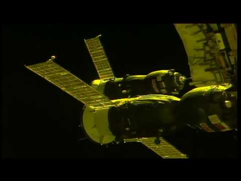 (Highlights) Progress MS-07 Spacecraft Docking to the ISS