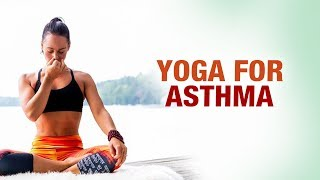 Yoga for Asthma - Dilip Tiwari