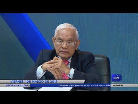 Análisis internacional del Ing. José I. Blandón Castillo | 01-03-2019