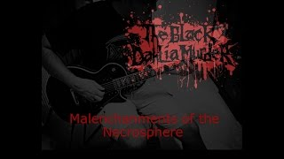 Black Dahlia Murder - Malenchanments of the Necrosphere (full cover)