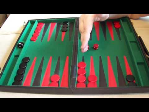 Backgammon Beyond Beginner: 3. Openings (1 of 5) - The No-brainers