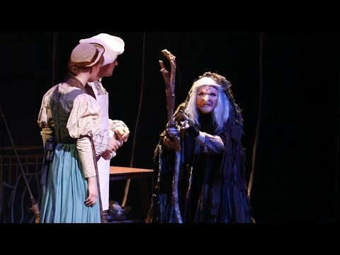 DeSales Act 1 Presents - Into the Woods