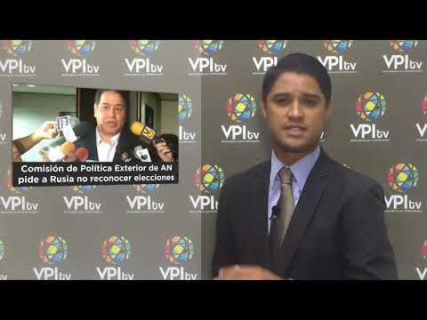Noticiero VPI - Las Noticias más importantes sobre Venezuela de hoy 9 de Mayo de 2018
