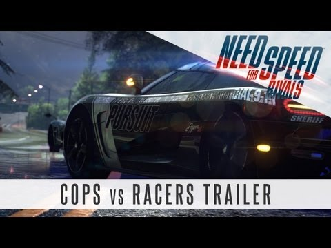 Extended Need for Speed Rivals E3 trailer gets philosophical