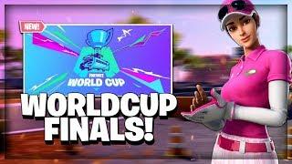 WORLDCUP FINALS 1.000.000 PRIJZENPOT / FORTNITE BATTLE ROYALE NEDERLANDS