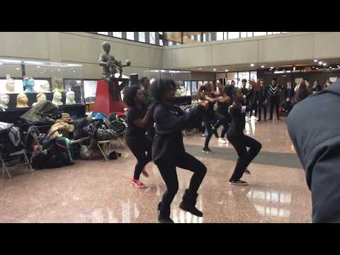 LaGuardia High School Step Team 2017/18
