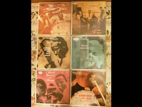 Clifford Brown & Max Roach  Mercury Record 1