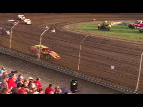 7 3 18 UMP Modifieds Heat #1 Kokomo Speedway