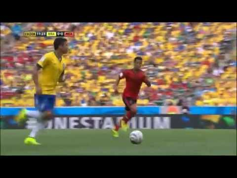 Brazil Mexico 2014 World Cup Full Game BBC Brasil