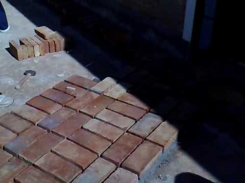 Te ense o a hacer una pileta de ladrillos y de todo y mas - Como hacer un piso de hormigon ...