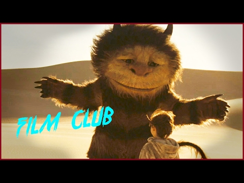 Where The Wild Things Are Review | Film Club Ep.17