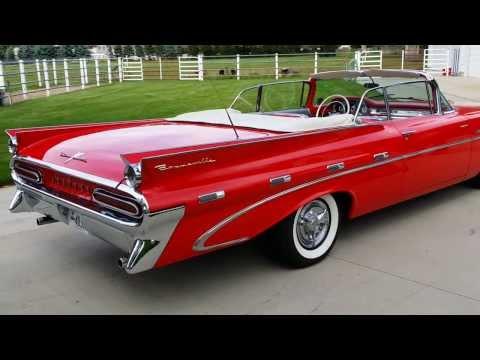 1959 Pontiac Bonneville for sale auto appraisal in Salt Lake City Utah