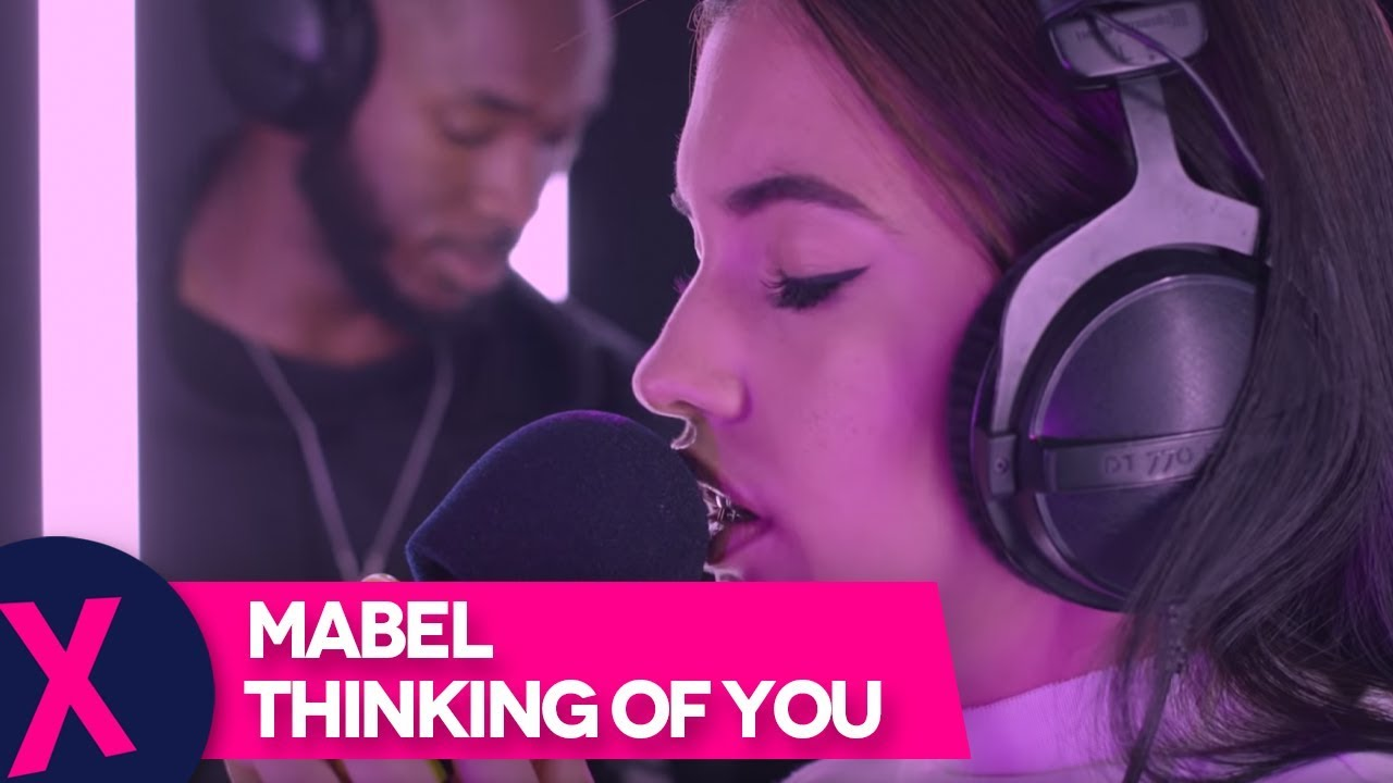 Mabel - 'Thinking Of You' (Live Session)