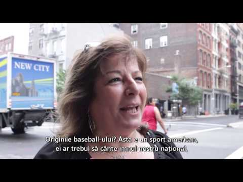 Rom: Oina, Baseball and New Yorkers