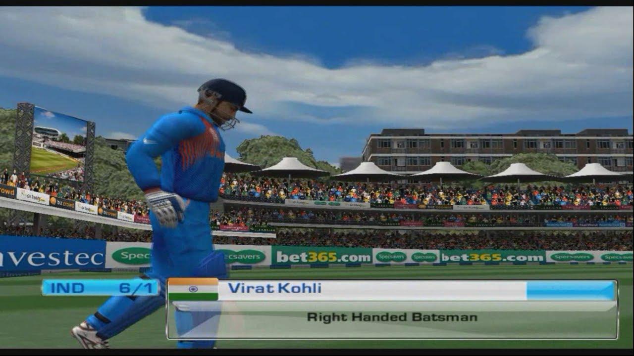 18 June India Vs Pakistan Ea Cricket 2017 Gameplay 5 Overs Match
