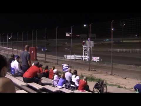 IMCA Sport Mods at Lubbock Speedway 7-8-16