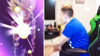 FAKE OUT SPARKING SUMMON?! AMAZING NEW SSJ2 Sparking Gohan & SSJ Goku | Dragon Ball Legends