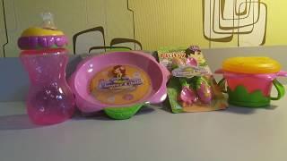 Nuby - детская посуда серии