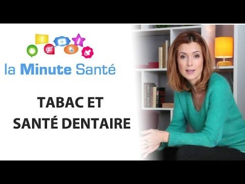 Le tabac est-il nocif pour les dents ?